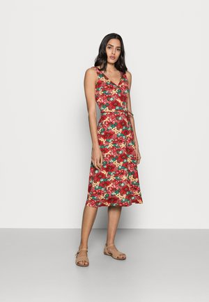 ANNA DRESS PACIFICA - Jersey dress - icon red
