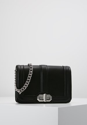 JENNIFER BAG - Torba na ramię - black