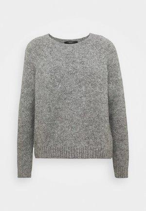 AMICI - Sweter - mittelgrau