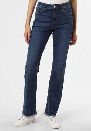 Bootcut jeans - medium stone