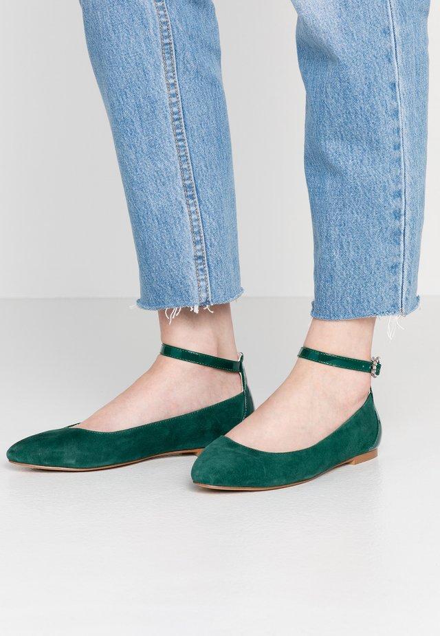 Ballerina - green