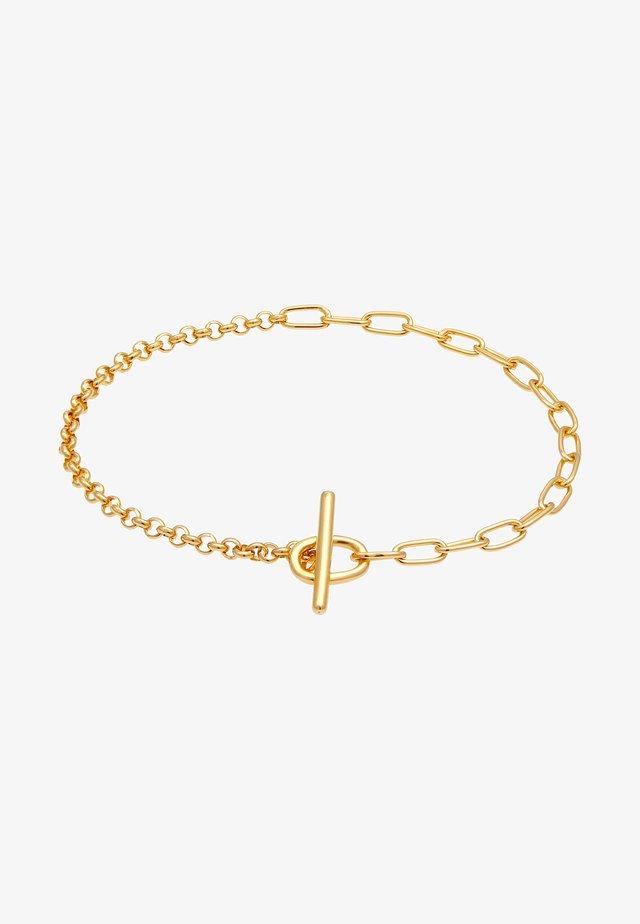 GLIDERKETTE - Bracelet - gold
