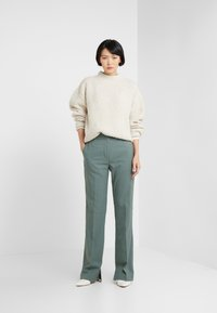 3.1 Phillip Lim - STRUCTURED PANT - Trousers - beryl green - 1