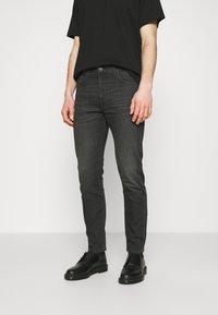 Lee - AUSTIN - Jeans straight leg - dark crosby - 0