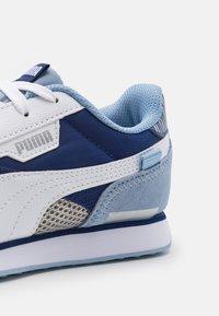 Puma - FUTURE RIDER FIREWORKS - Matalavartiset tennarit - elektro blue/white - 5