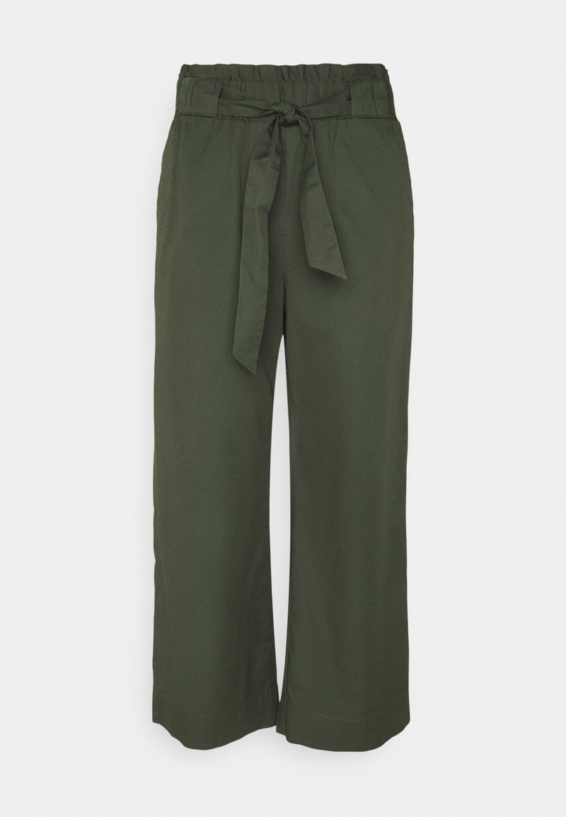 Marc O'Polo DENIM - THE CULOTTE - Trousers - deep depth