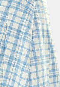Bershka - BOX - Mini skirt - blue - 5