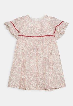 ROBEO - Žerzejové šaty - terre de sienne