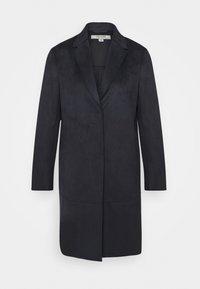 comma casual identity - LANGARM - Classic coat - marine - 0