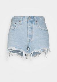 501® ORIGINAL - Denim shorts - luxor edge