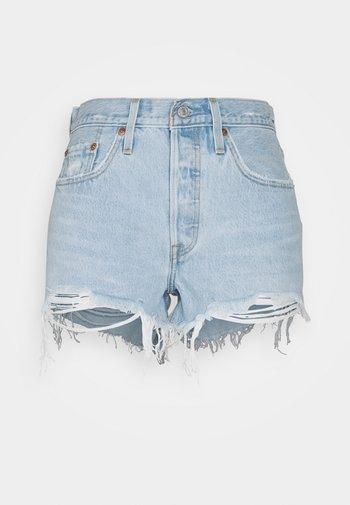 501® ORIGINAL - Jeansshorts - luxor edge