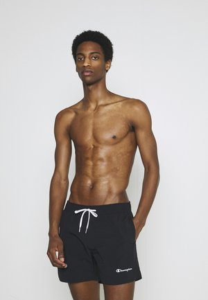 BEACH - Swimming shorts - black