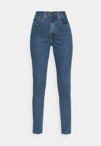 Levi's® - 721 HIGH RISE SKINNY - Jeans Skinny Fit - bogota heart - 4