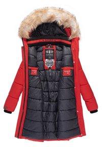 Navahoo - HALINA - Winter coat - red - 5
