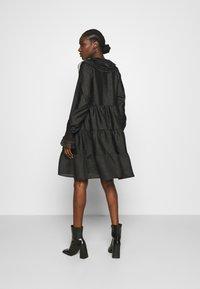 Cras - LENACRAS DRESS - Cocktail dress / Party dress - black - 2