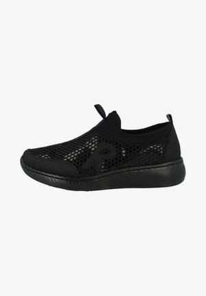Slip-ons - black black black