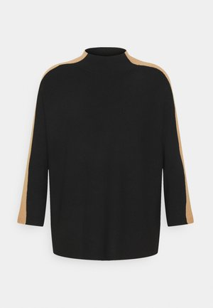 Jumper - black deta