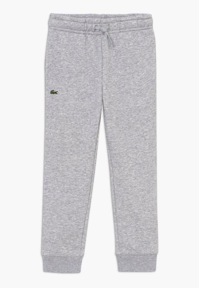 UNISEX - Pantalon de survêtement - silver chine