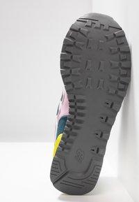 New Balance - WL574 - Zapatillas - pink/blue - 6