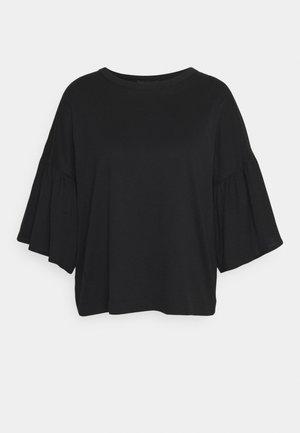 FIMONI - Print T-shirt - schwarz