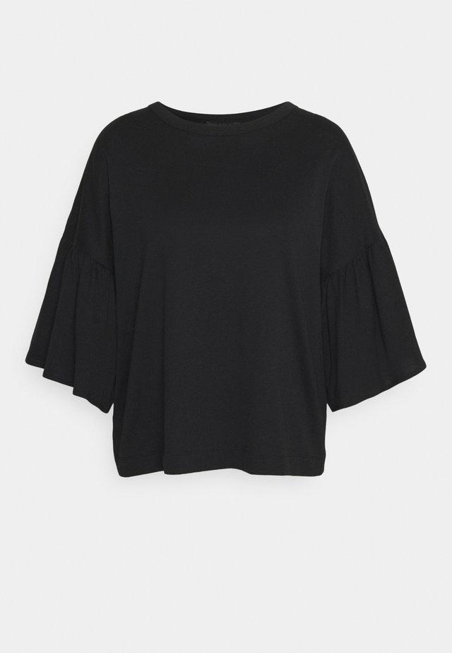 FIMONI - T-Shirt print - schwarz