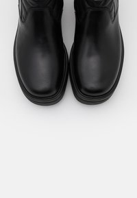Vagabond - TARA - Wedge Ankle Boots - black - 5