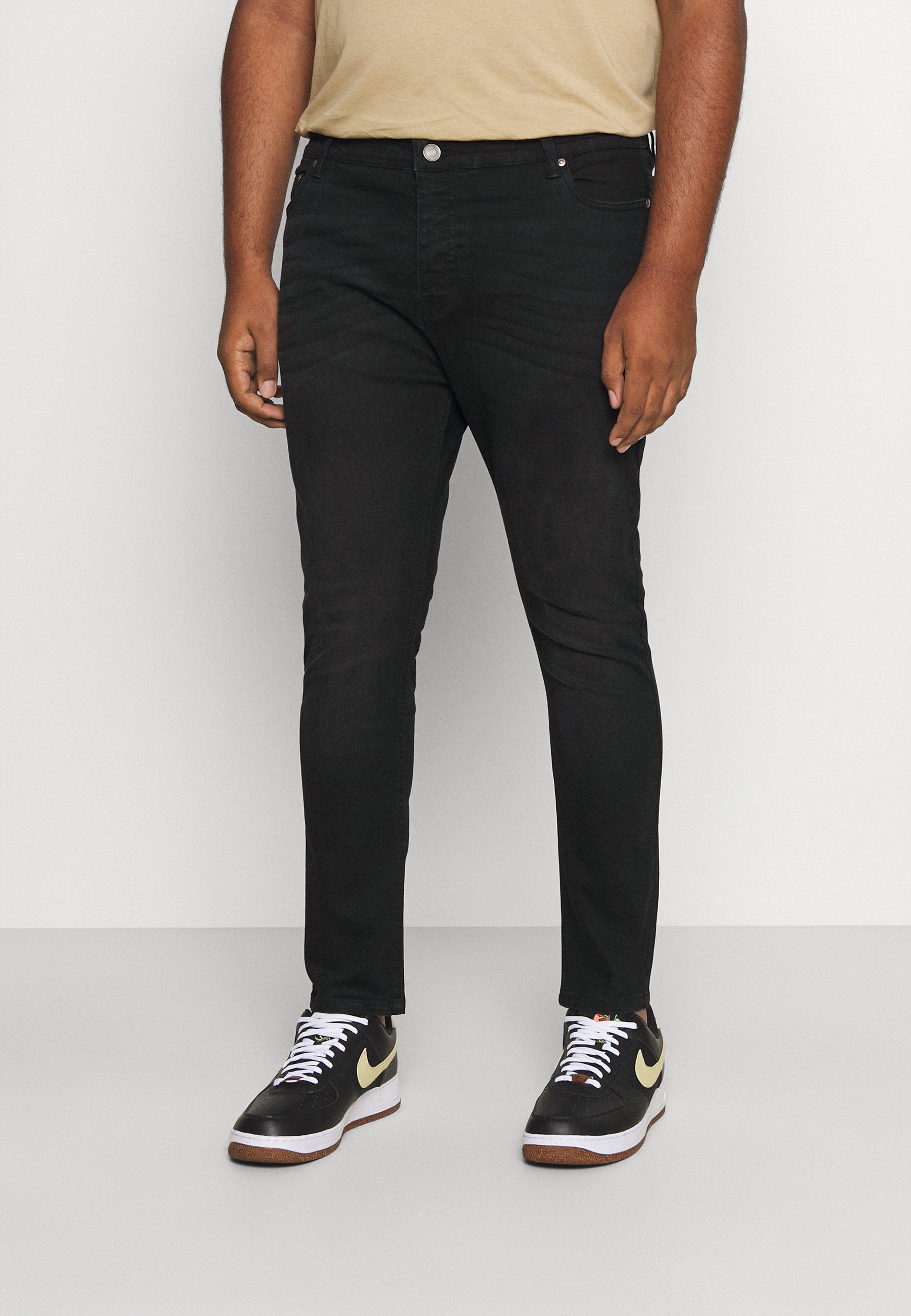 Uomo MADISON CHARC - Jeans slim fit