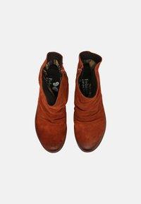 Felmini Wide Fit - CLASH - Korte laarzen - celtic rust - 5