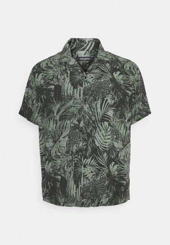 RESORT HAWAII - Shirt - army