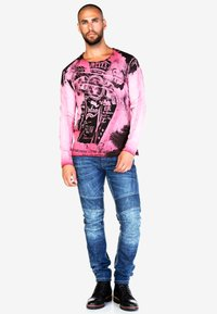 Cipo & Baxx - Straight leg jeans - blue - 3