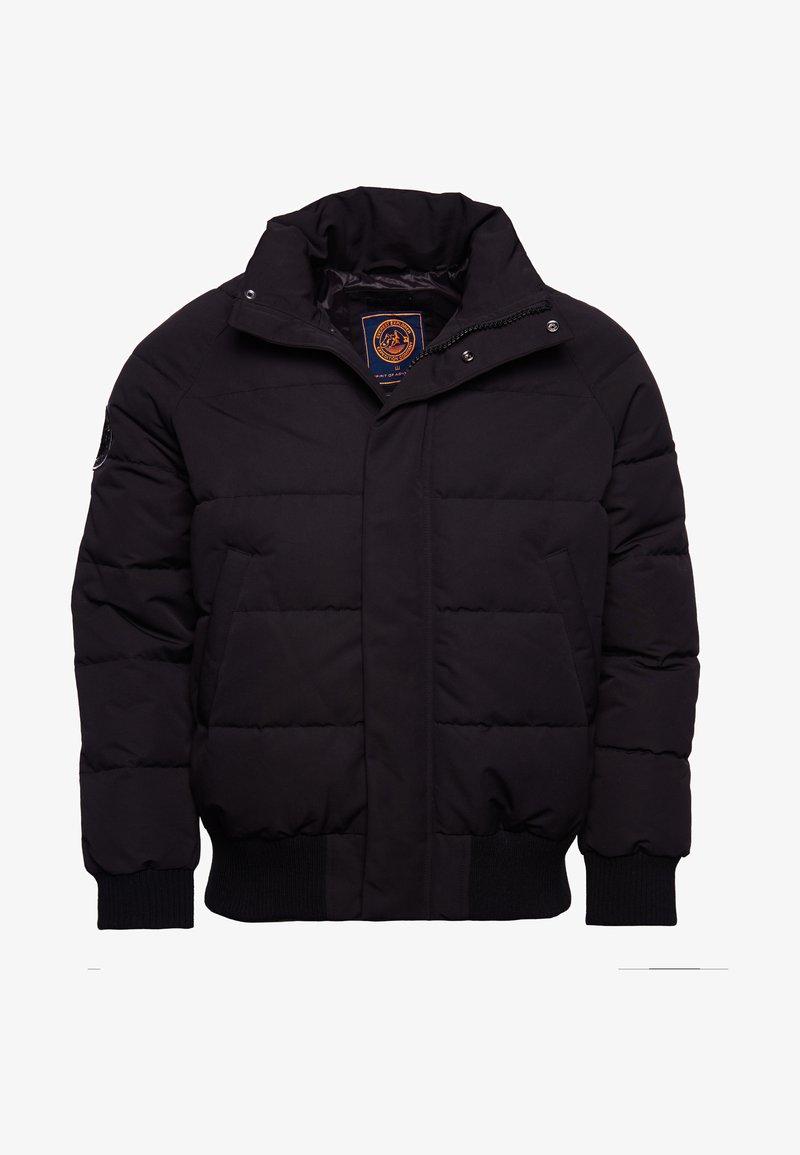 Superdry - Winter jacket - black