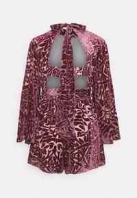 Never Fully Dressed - PLAYSUIT - Jumpsuit - purple - 1