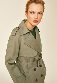 IVY & OAK - IVY & OAK - Trenchcoat - sage green - 7