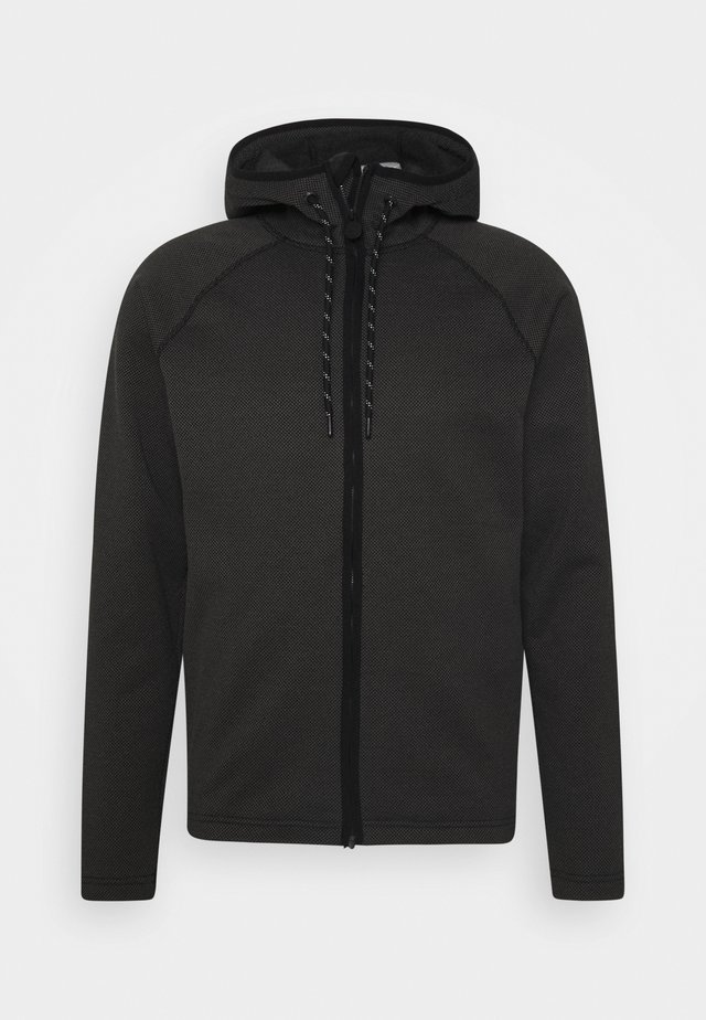 EPIDOTE  - Fleece jacket - black out