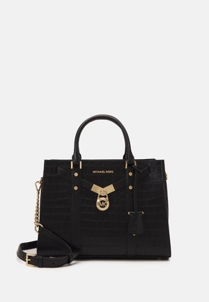 SATCHEL - Handtasche - black