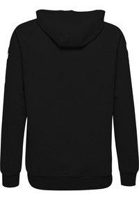 Hummel - HMLGO - Zip-up hoodie - black - 1