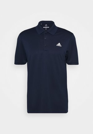 PERFORMANCE SPORTS GOLF SHORT SLEEVE - Koszulka polo - navy