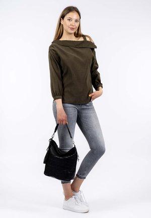 CARINA  - Tote bag - black