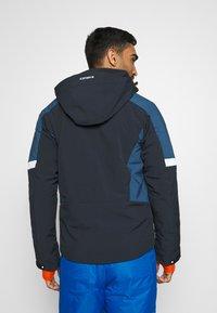 Icepeak - FREEBURG - Ski jacket - dark blue - 2