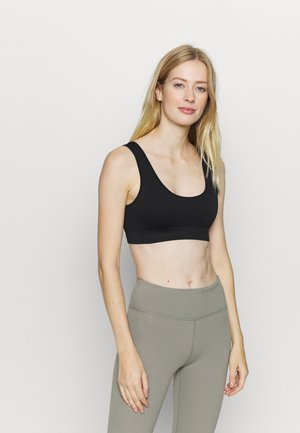 BRA  - Sport-bh met light support - black