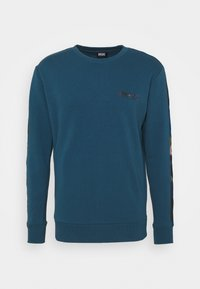 Diesel - BMOWT-WILLY - Sweatshirt - blue - 0