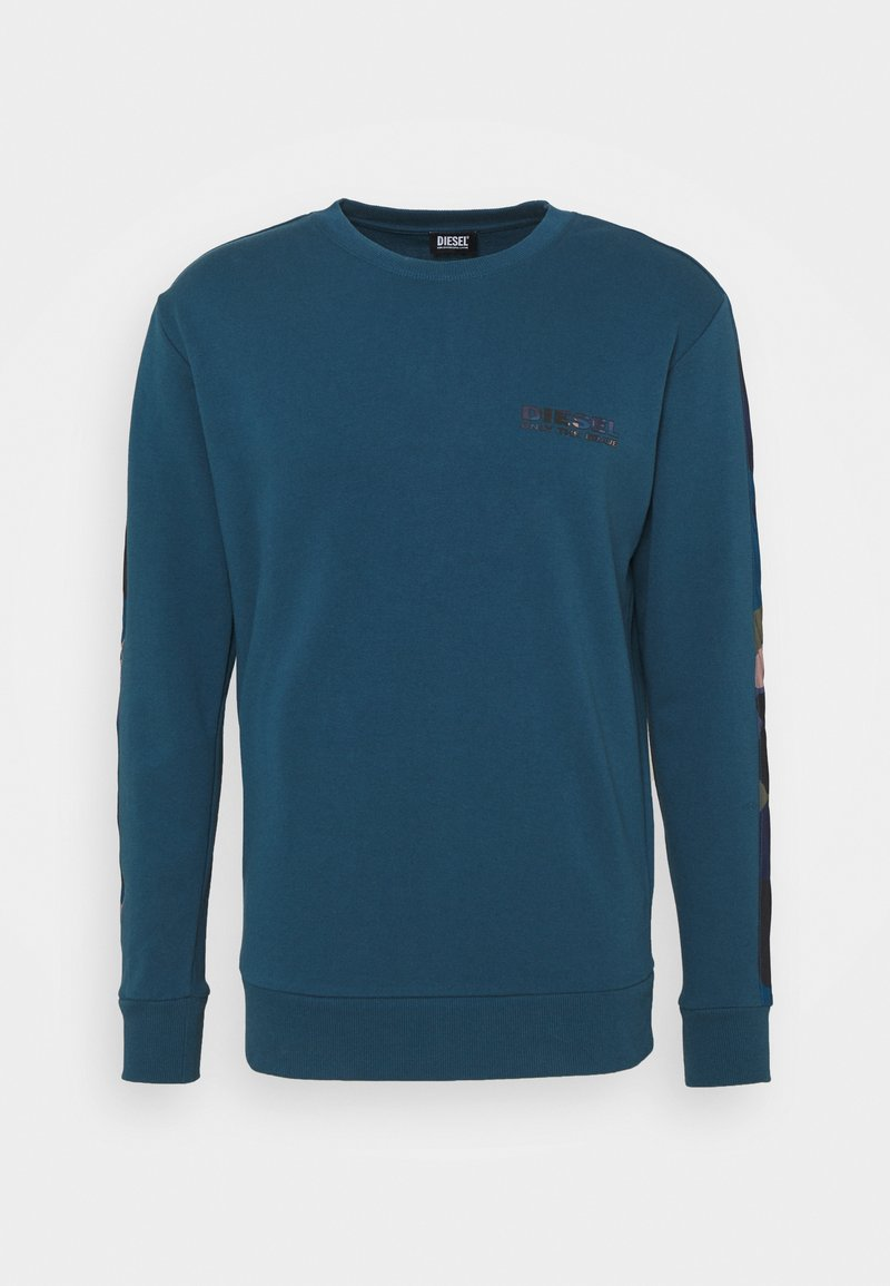 Diesel - BMOWT-WILLY - Sweatshirt - blue