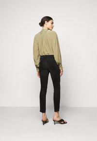 CLOSED - PUSHER - Jeans Skinny Fit - dark grey - 2