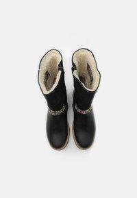 Richter - GRETA - Winter boots - black - 3
