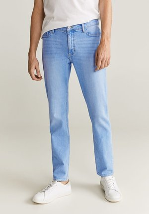JAN - Jeans slim fit - bleu clair