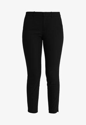 SHAPE ANKLE - Trousers - black