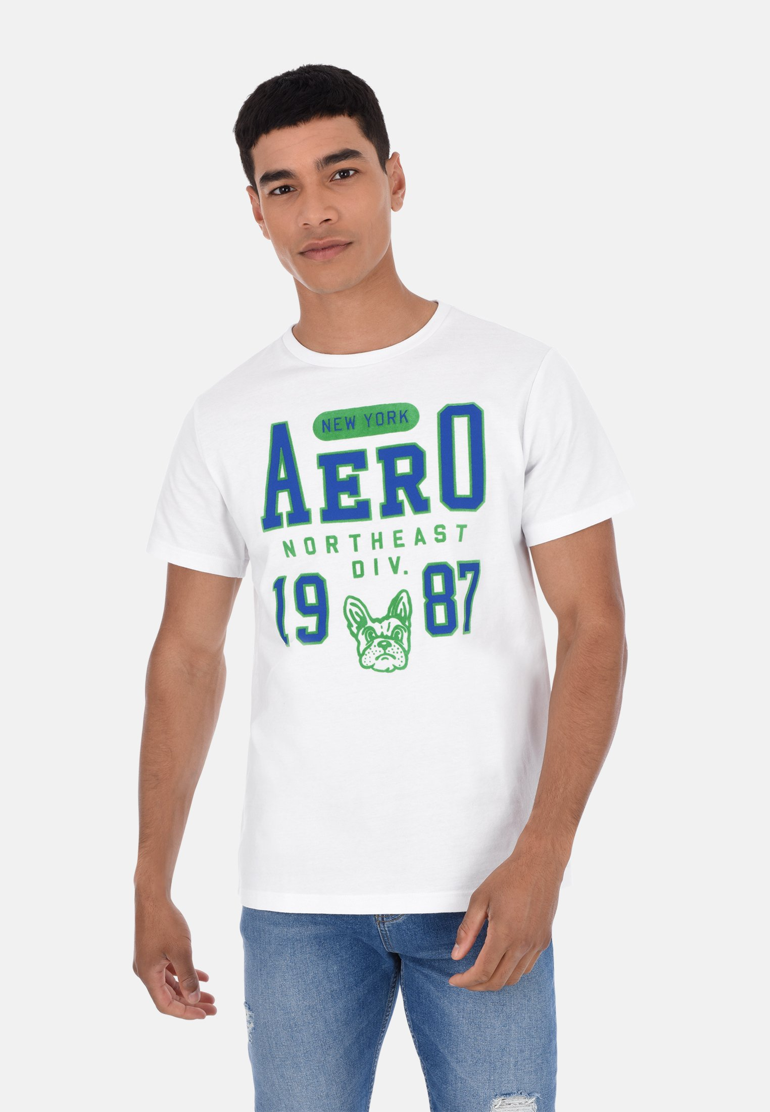 Herren BULLDOG - T-Shirt print