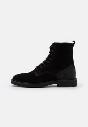 VACUM II HGH TMB W - Lace-up ankle boots - black