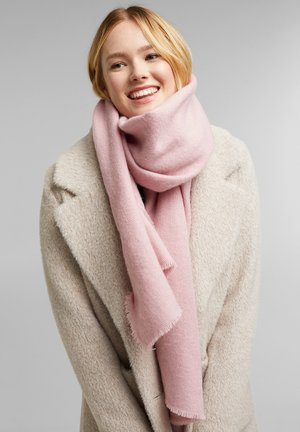 Scarf - old pink