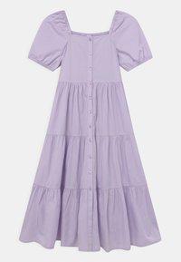 Lindex - DRESS ZITA - Maxi dress - light lilac - 0